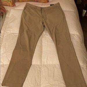Men'sPolo Ralph Lauren chino pants size 33/32
